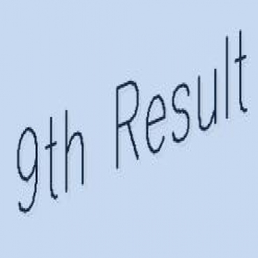 BISE Gujranwala 9th class Result 2018 Gazette Download